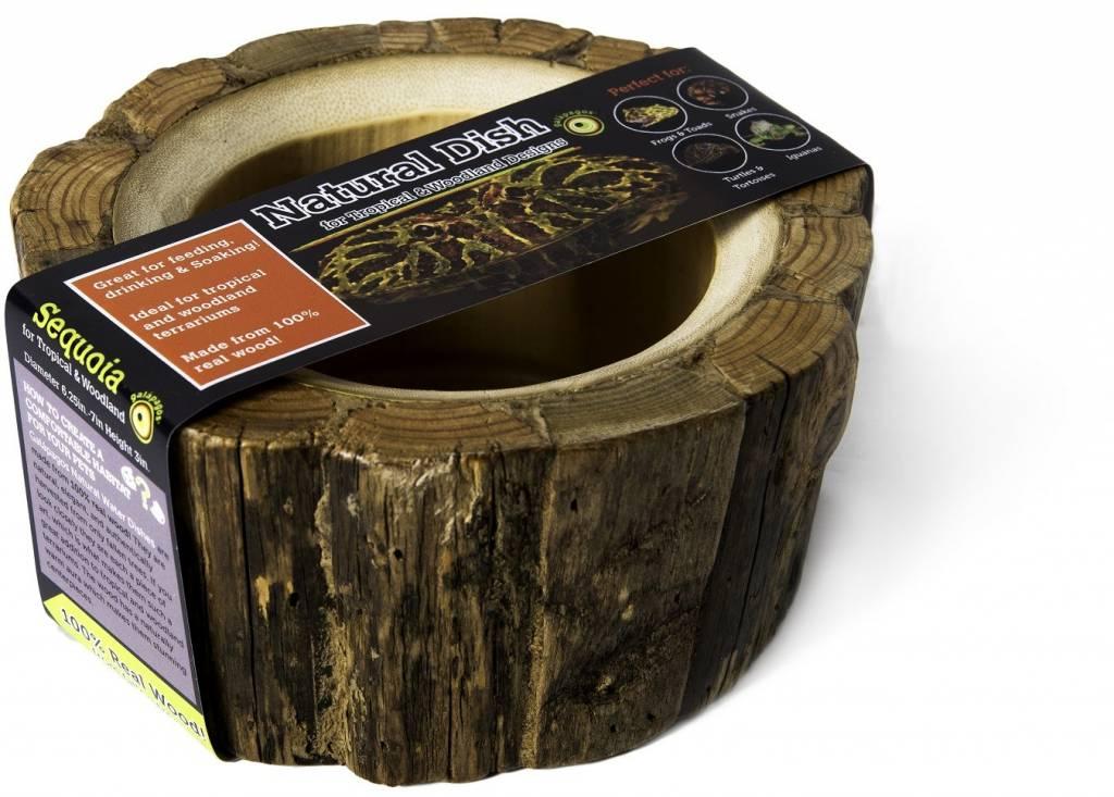 Galapagos Plat en bois naturel - Natural Wood Dish