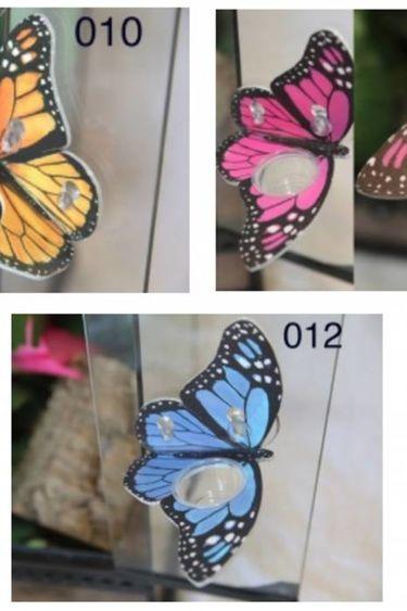 C3 Ledges Plateforme papillon à 1 contenant de 0.5 oz à ventouse