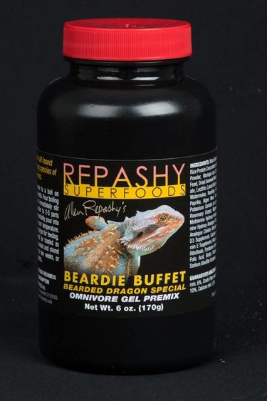 Repashy Buffet beardie