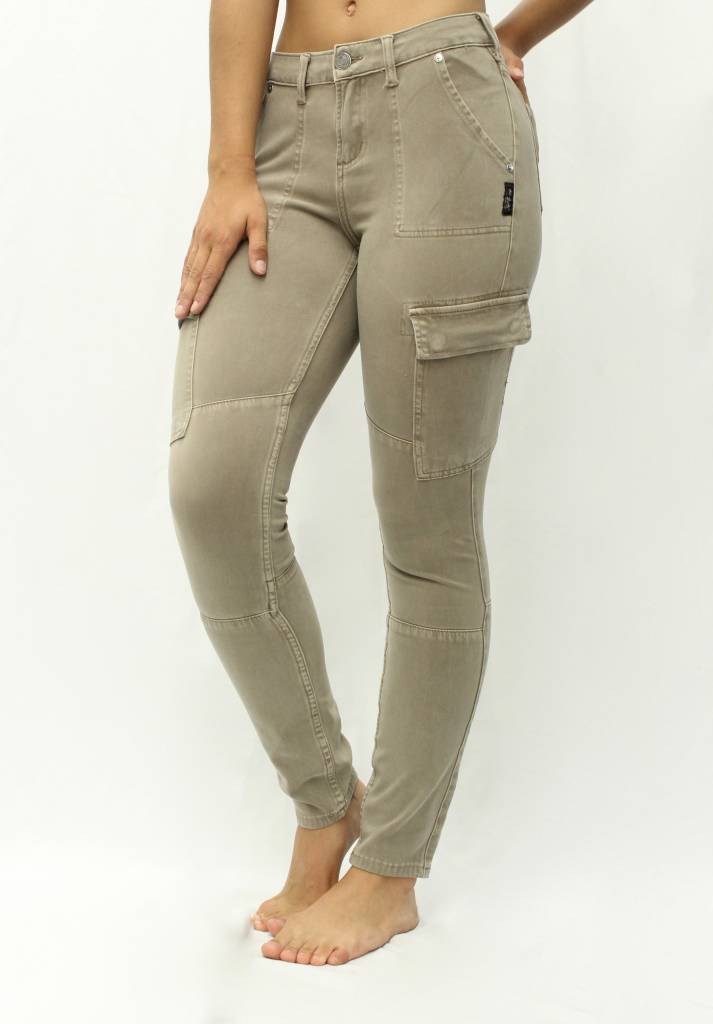 41482b12 Silver Jeans Co. Silver Skinny Cargo ...