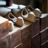 Saint Crispin's Hollowed Shoe Trees - Chiseled Last
