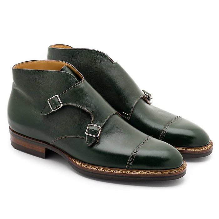 Saint Crispin's Mod. 541 Double Monk Boot