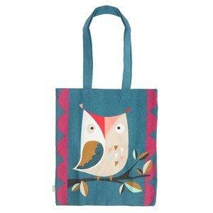 Caroline Gardner Canvas Bag - Muchly Lovely