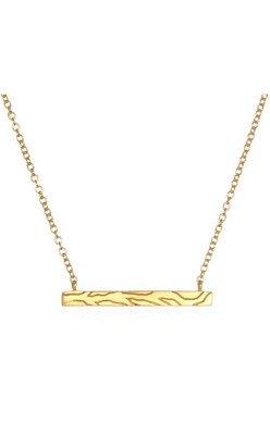 Satya Satya Tree Swing Necklace - Gold