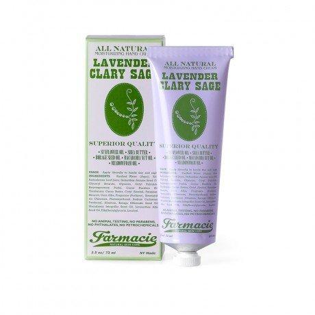Soap & Paper Factory Farmacie - Lavender Clary Sage Hand Cream