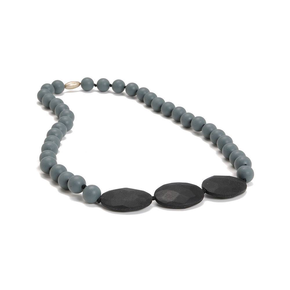 Chewbeads Chewbeads Greenwich Necklace - Stormy Grey