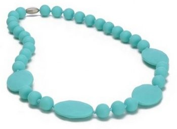 Chewbeads Chewbeads Perry Necklace - Turquoise