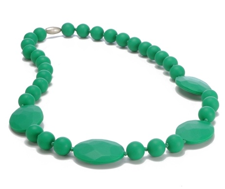 Chewbeads Chewbeads Perry Necklace - Emerald Green