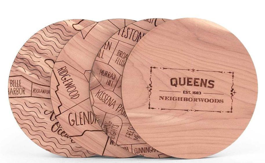 Neighborwoods Queens Coasters