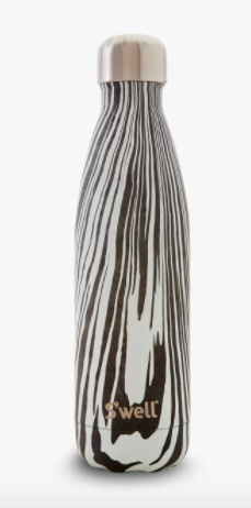 S'well S'well 17oz Textile - Noir Zebra