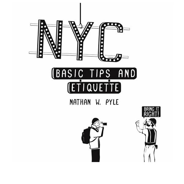 Harper Collins NYC Basic Tips and Etiquette