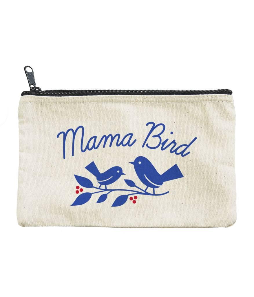 Seltzer Zip Pouch - Mama Bird