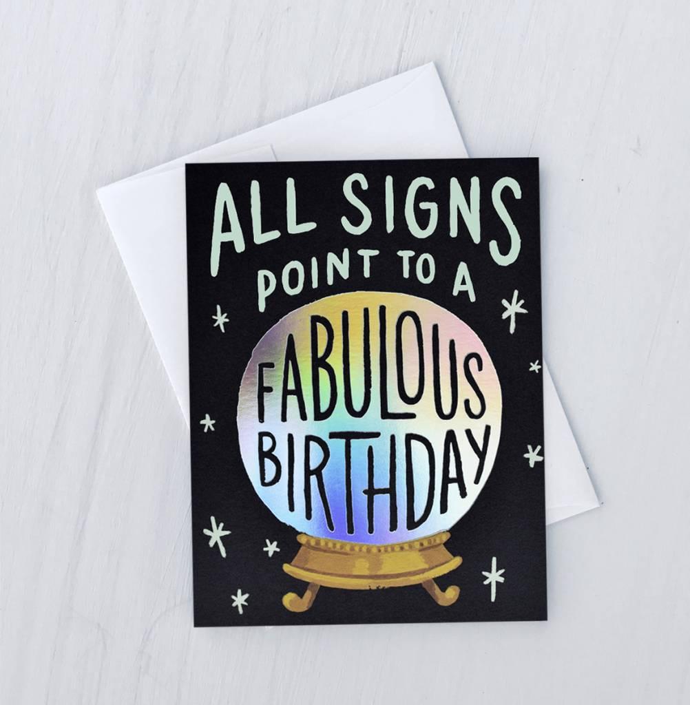 Idlewild Birthday Fortune