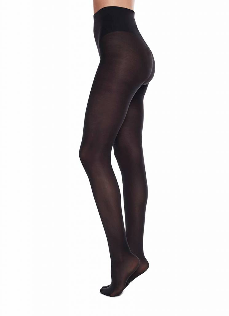 Swedish Stockings Swedish Stockings Olivia Premium Stocking - Nearly Black