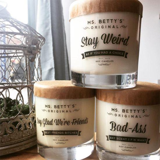 Ms. Betty's Bad Ass - Bergamot & Jasmine