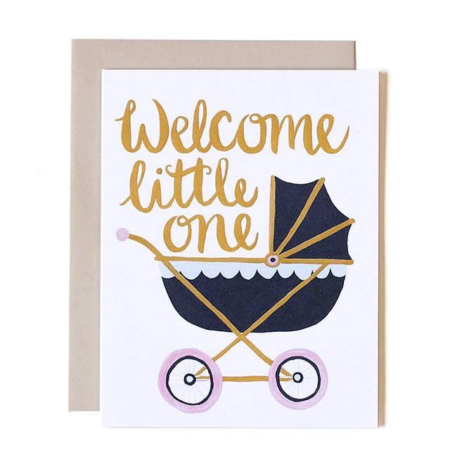 1canoe2 Baby - Welcome Little One