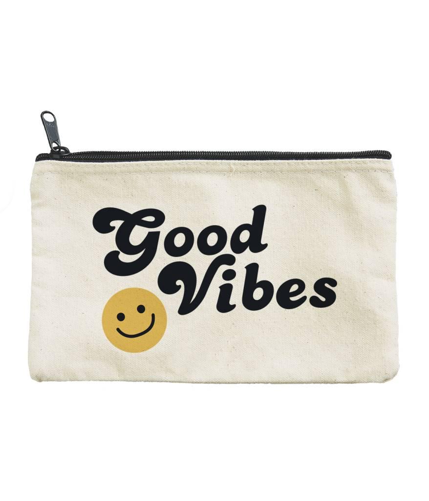 Seltzer Zip Pouch - Good Vibes