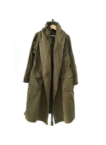 kapital Kapital Tall Ring Coat