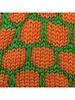 Baby Degen Baby Degen Orange Block Sock