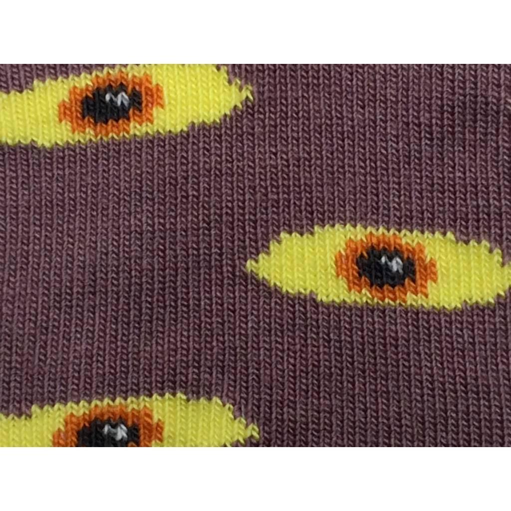 Baby Degen Baby Degen  Purple Eyes Sock