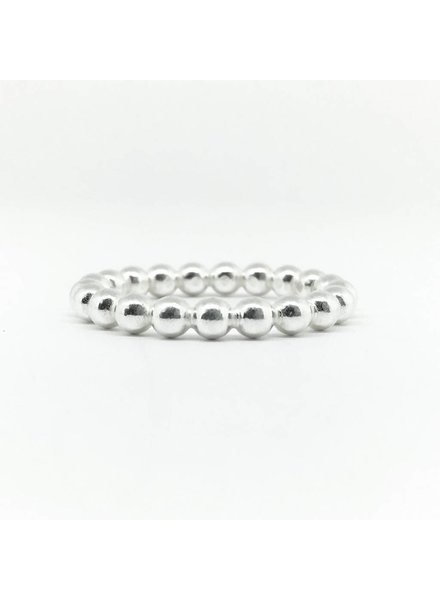 Ws House Welcome Shoppe House 3mm Beaded Ring