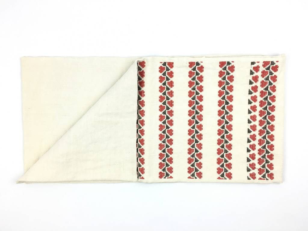 Khadi and Co Khadi and Co Embroidered Body Pillow Cover