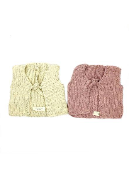 Indego Africa Indego Africa Kids Organic Wool Vest