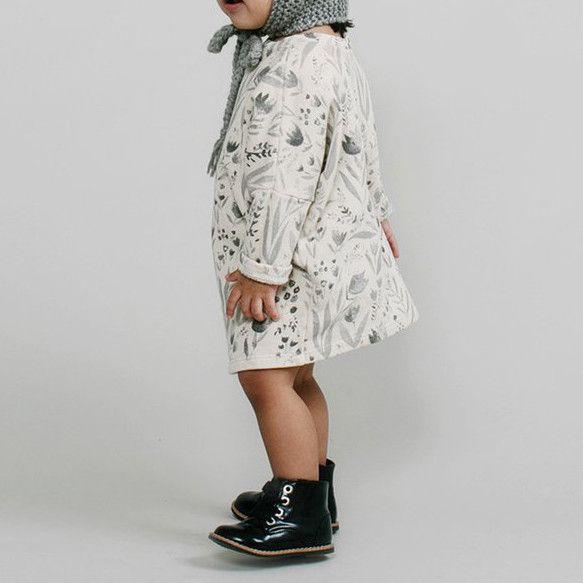 Rylee + Cru Rylee + Cru Flora Slouch Dress