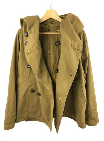 kapital Kapital Tri-P Coat / Button Back
