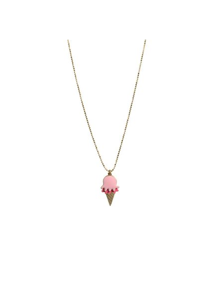 Titlee Little Titlee Ice Cream Necklace / Child