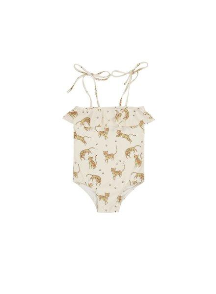 Rylee + Cru Rylee + Cru Tigers Onepiece Bathing Suit