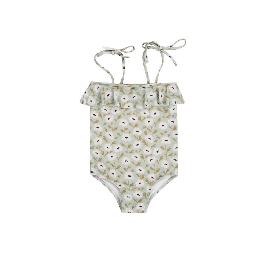 Rylee + Cru Rylee + Cru Floral Onepiece Bathing Suit