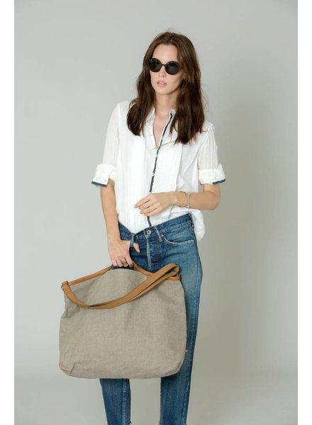JO Handbags Jo Bags Linen/Leather bags