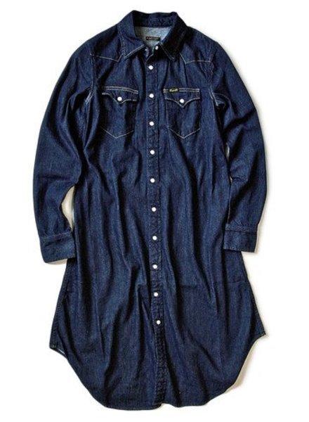 kapital Kapital Western Denim Dress