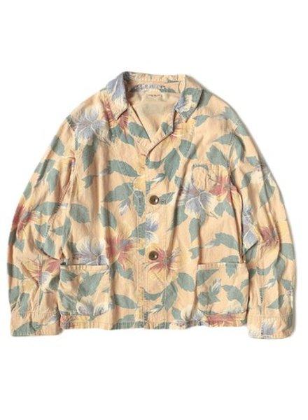 kapital Kapital Kountry French Hibiscus Jacket #KOR607LJ30