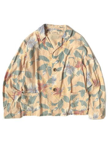 kapital Kapital Kountry French Hibiscus Jacket #KOR607LJ30