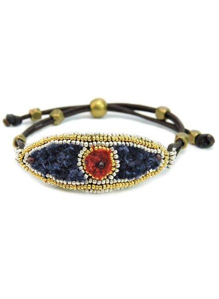 ISHI Ishi Long Eye Bracelet