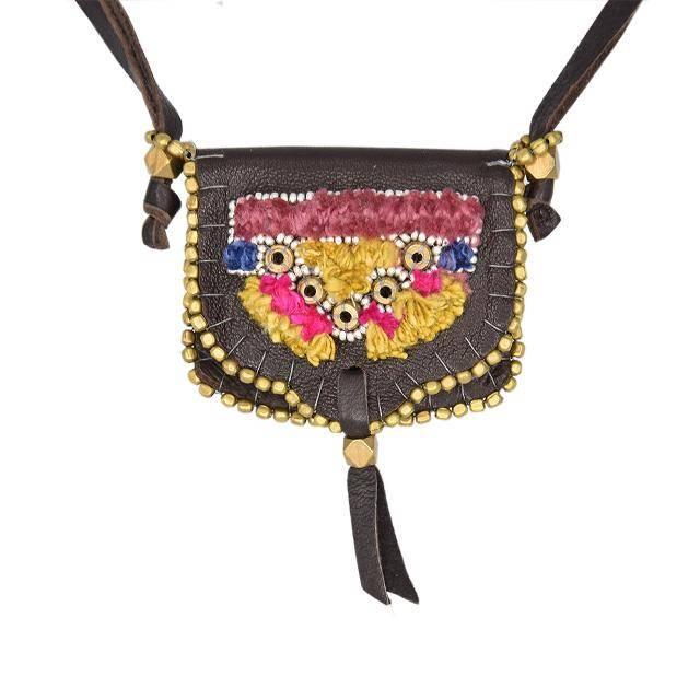ISHI Ishi Bolsita Necklace