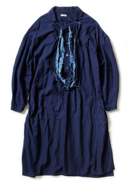 kapital Kapital #K1710OP172 Gauze Dress