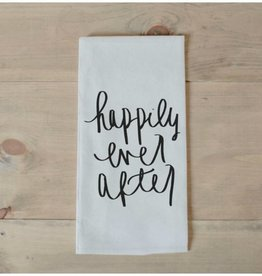 Tea Towel Happily Ever After