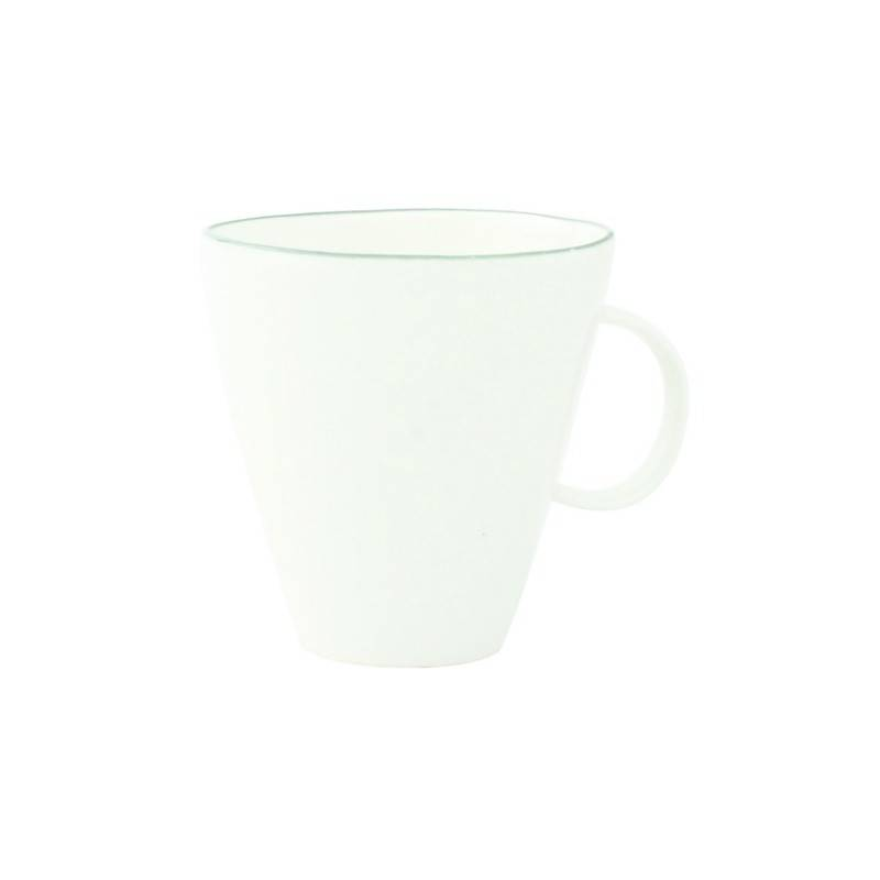 Canvas Abbesses Mug Grey