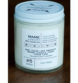 MAME Fig Tree Candle