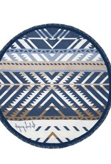 Beach People The Lorne Round Towel