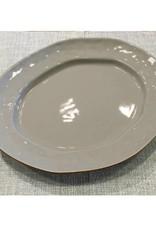 Cantaria Large Oval Platter Greige