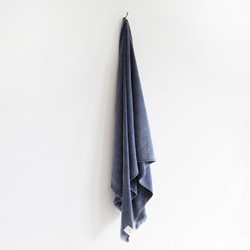 Beach People Indigo Bath Sheet