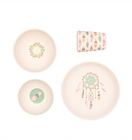 Love Mae Dreamy Supper Dinner Set