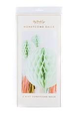My Minds Eye Trend Mint Honeycomb Balls