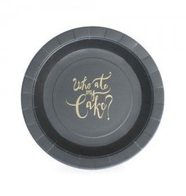 Dessert Plate Chalk it up