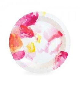 Dessert Plate Floral Escape