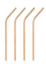 TRUE Summit Copper Cocktail Straws